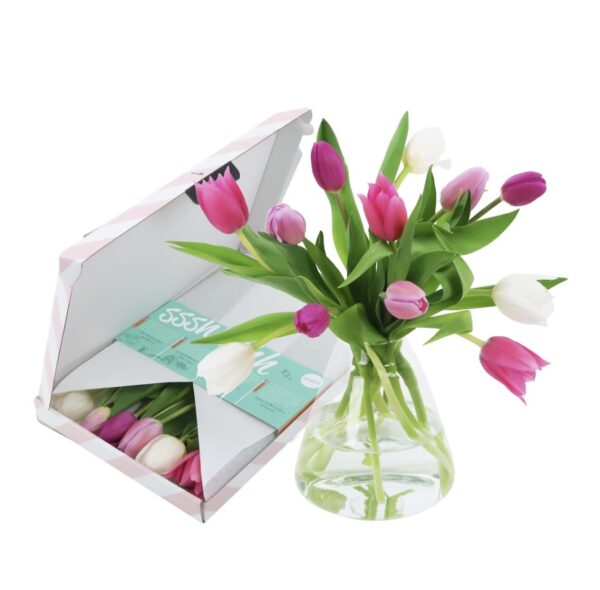 Bloomgo post tulpen
